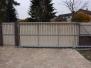 Instalace plotových prken